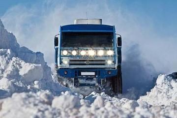 Перевозка по зимникам