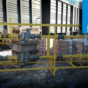 Доставка газового оборудования в ЯНАО