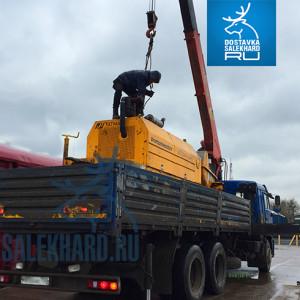 транспортная салехард доставка бетононасоса