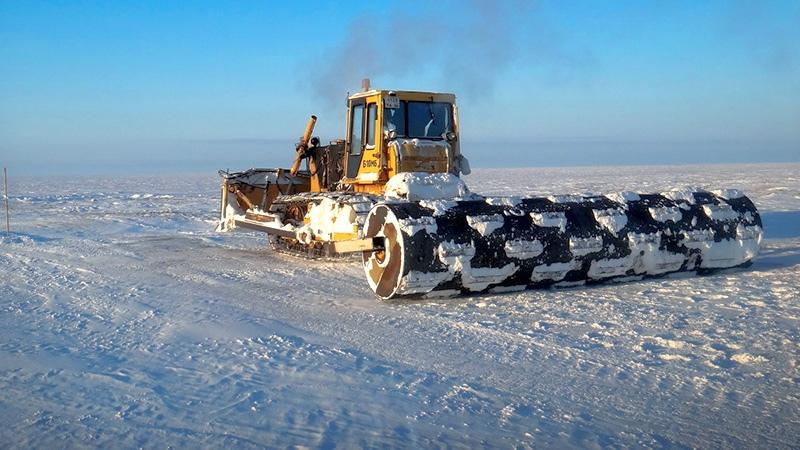 Зимники ЯНАО доставка грузов по зимнику